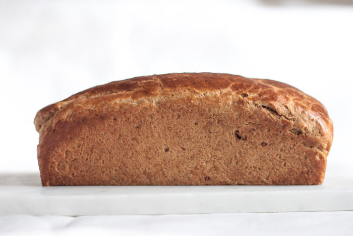 Hazelnut Bread